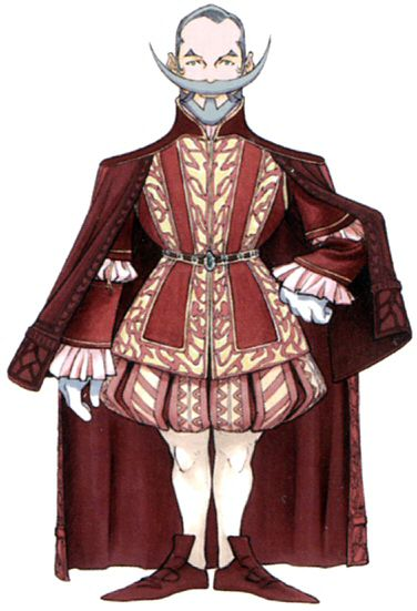 The Changing Looks Of Final Fantasys Cid Fashion Experts Weigh In Polygon