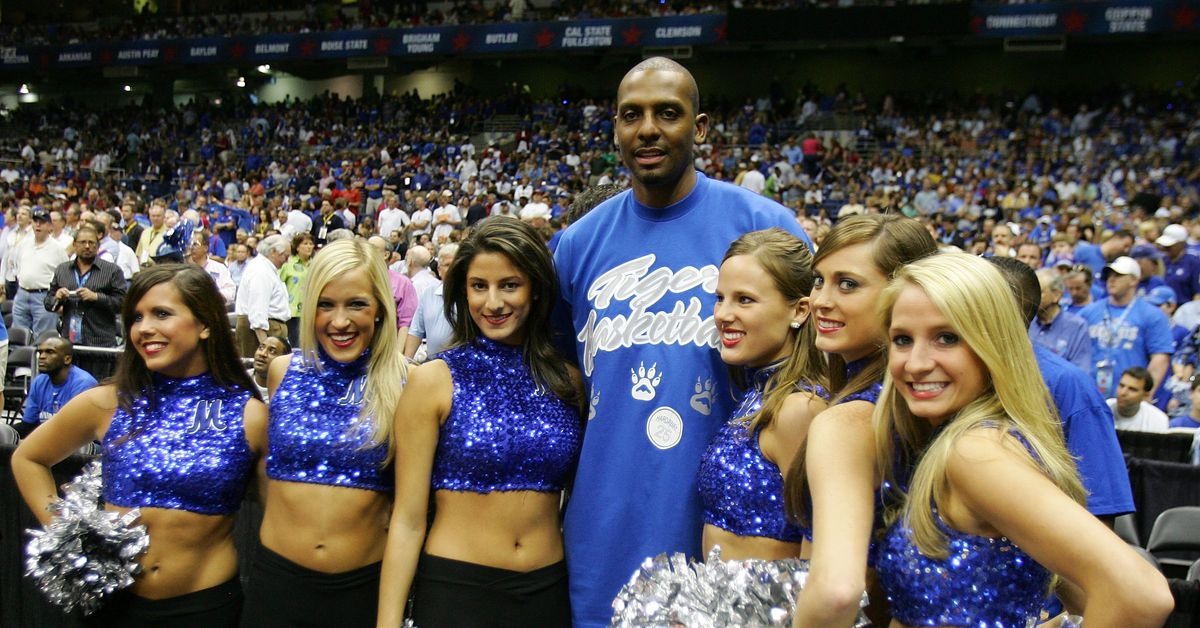 Memphis Penny Hardaway eyeing each other in potential
