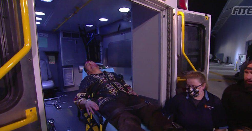 AEW Dynamite video: Darby Allin zipline attack, bloody Papa Buck, more!