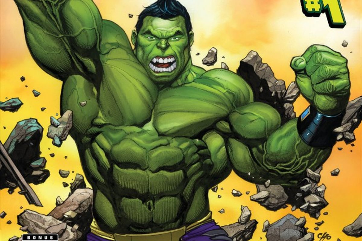 marvel made the hulk