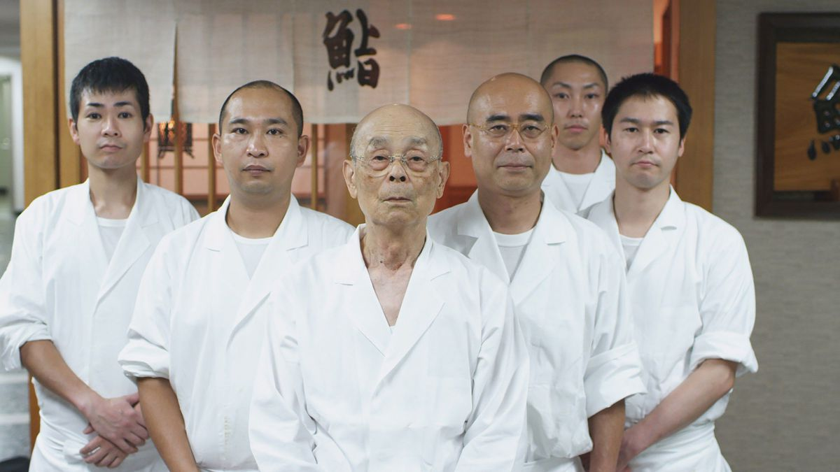 Jiro Ono and his team.