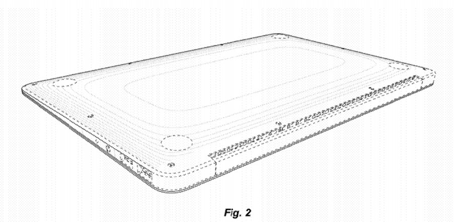 Ultrabooks beware: Apple receives broad patent on MacBook