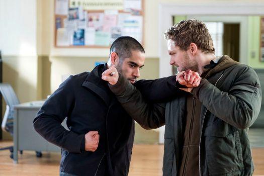iron fist season 2 fight scene