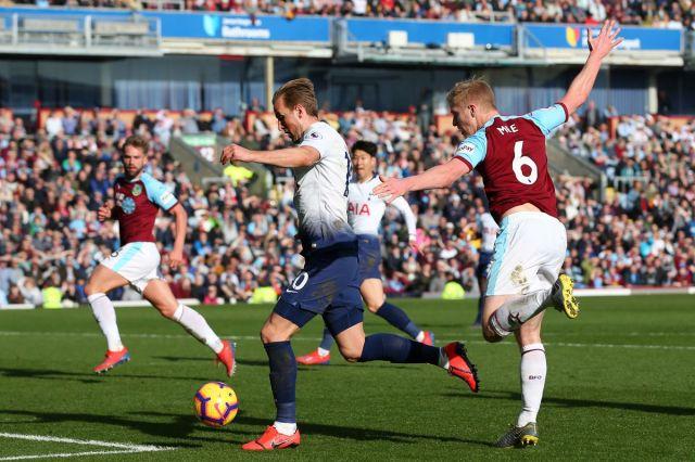 Burnley 2-1 Tottenham: Spurs fall to Clarets on Harry Kane's return - Cartilage Free Captain