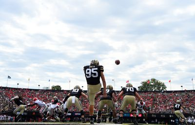 NCAA Football: Georgia at Vanderbilt