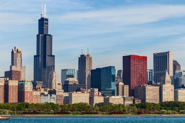 Lollapalooza Guide Grant Park' Famous Buildings - Curbed Chicago