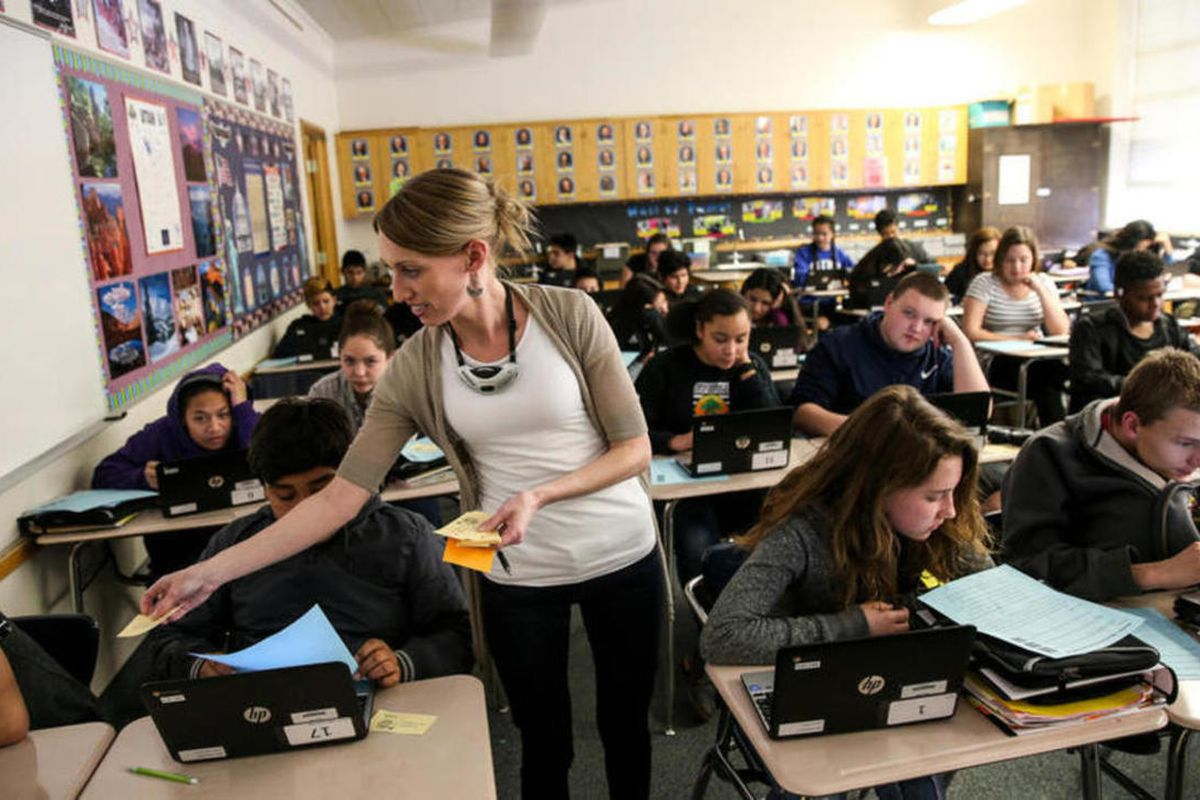 Op Ed It S Time To Invest In Utah Students Educators And