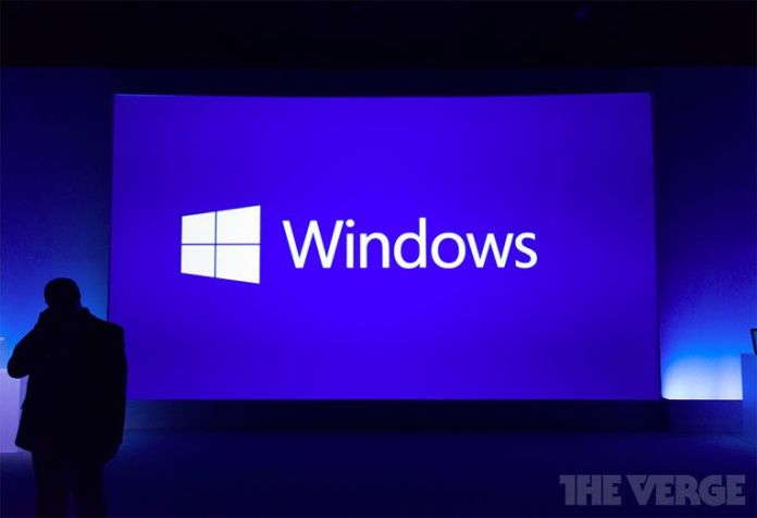 Windows Blue stock