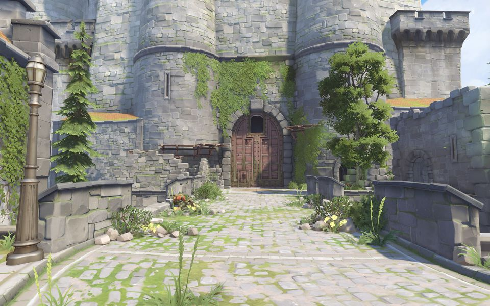 Animated Jungle Wallpaper Overwatch S First New Map Is Eichenwalde A German Castle