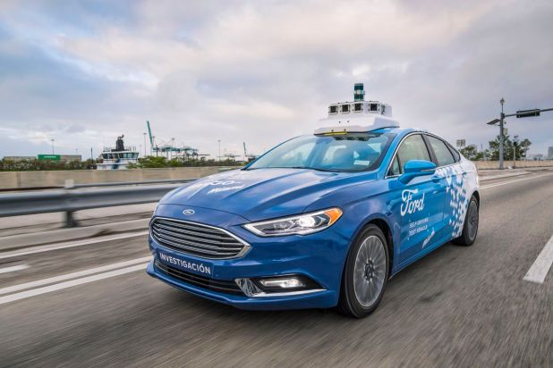Ford Doesn T Want To Be The First Company Offer Self Driving Cars Public It Wants Brand Most Synonymous With Word Trust