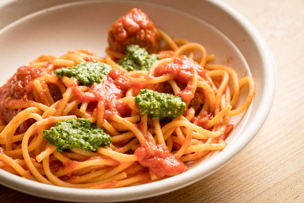 Fast Food Pasta With A Fine Dining Pedigree Arrives In Nyc