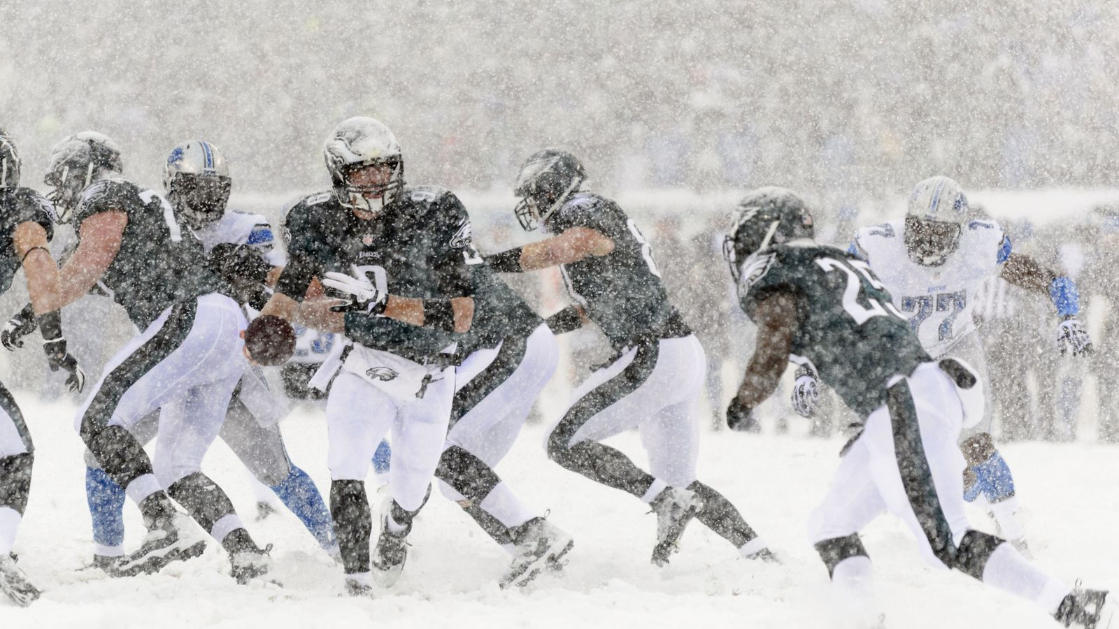 Eagles Vs Philadelphia 2013 Football Bears