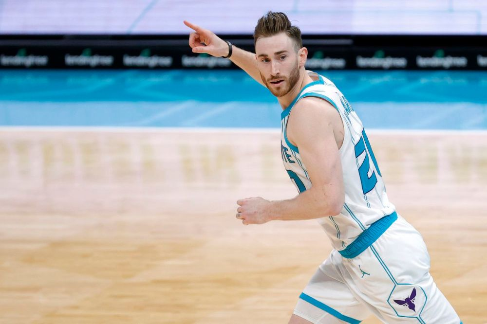 Recap: Gordon Hayward scores 34 as Hornets blow out Knicks, 109-88 - At The  Hive