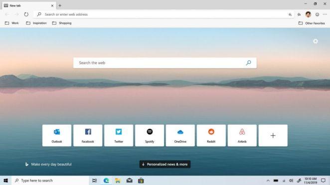 Edge Chromium da Microsoft será lançado em 15 de janeiro