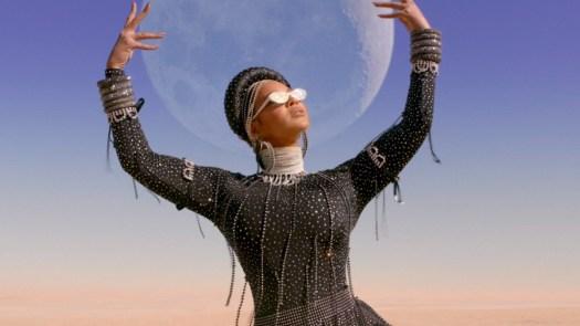 Black Is King review: Beyoncé's visual album has deep Afrofuture meaning 3