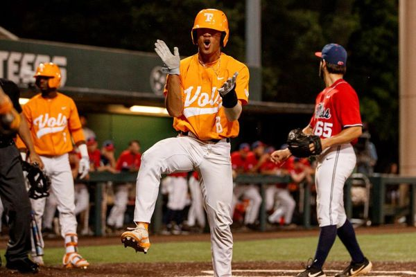 Ncaa Baseball Tournament Projections Tennessee Vols Firmly In - Rocky Top Talk