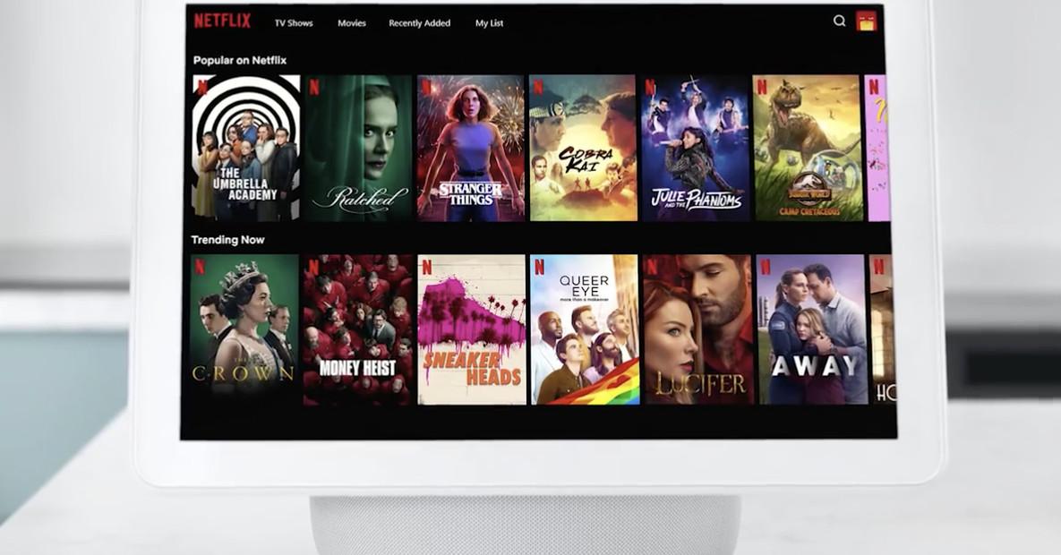 Amazon's Echo Show smart displays will soon stream Netflix video
