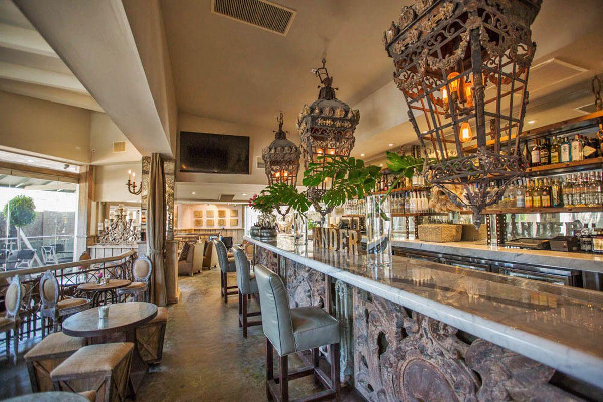 PUMP Lounge By Lisa Vanderpump Opening May 16  Eater LA