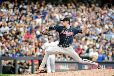 MLB: NLDS-Atlanta Braves at Milwaukee Brewers