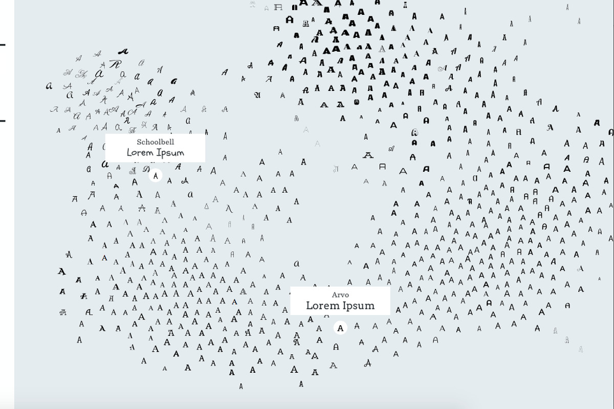 This Interactive Map Uses Machine Learning To Arrange
