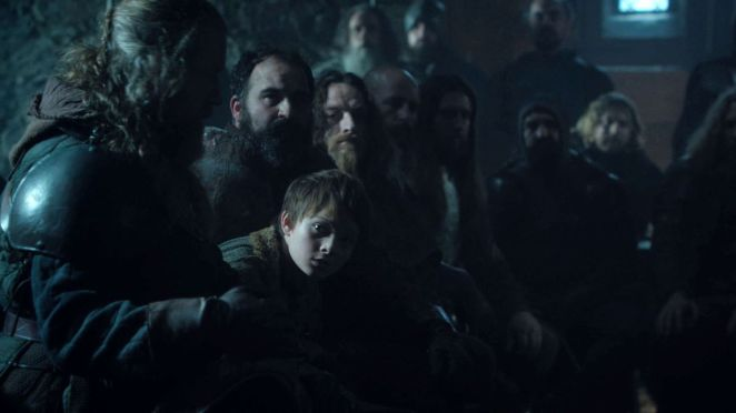 Game of Thrones S08E01 Lord Umber