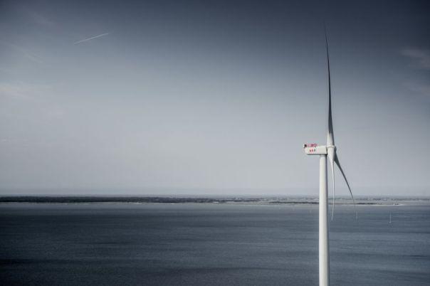 giant wind turbine