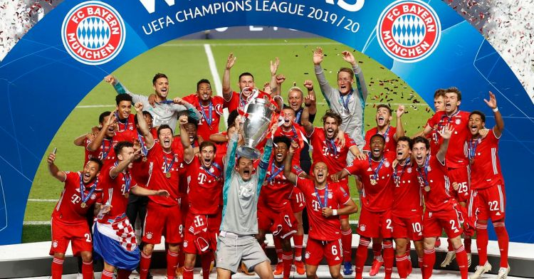 UEFA Champions League 2020-21 Group Stage Draw: Dragon and ...