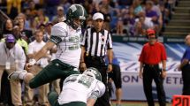 Ohio Bobcats .kent State Golden Flashes Recap 17-14