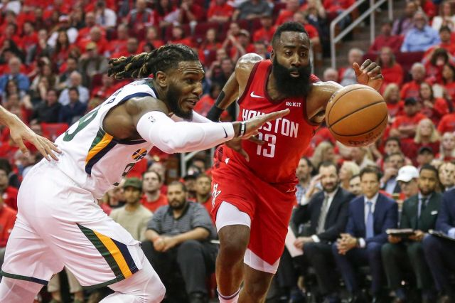 Houston Rockets vs. Utah Jazz Game 2 preview NBA Playoffs - The Dream Shake