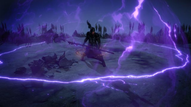 NewSkillVoltaxicBurst.0 Path of Exile: Royale returns starting today   Polygon