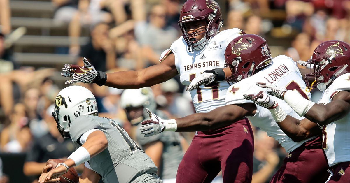 2018 Texas State Football Preview Exciting Bobcats Are