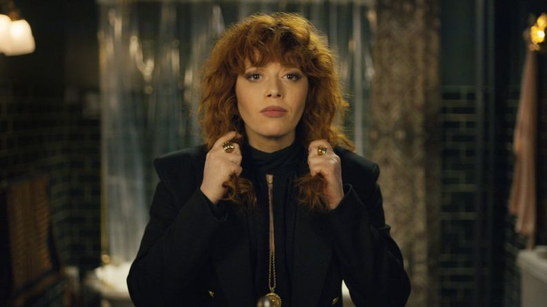 Image result for netflix russian doll