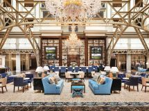 Beautiful Hotel Lobbies Mapped - Curbed Dc