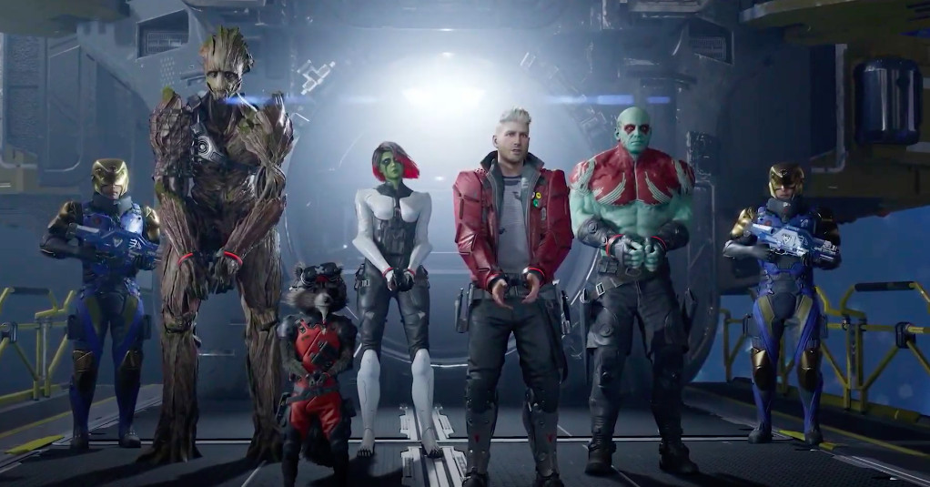 Eidos Montreal is making a Guardians of the Galaxy game