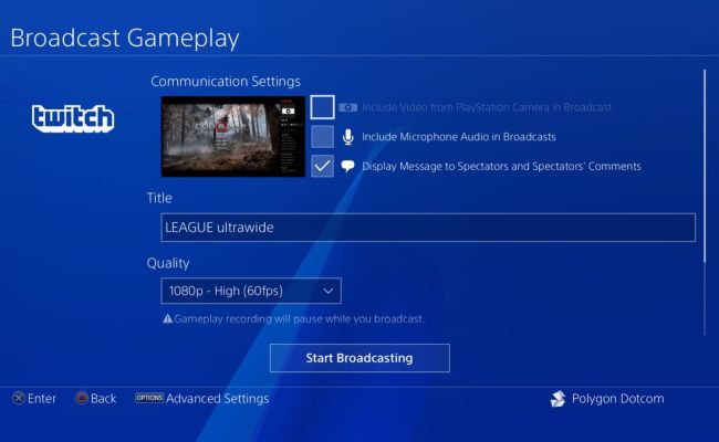 How To Stream Your Gaming Sessions The Verge