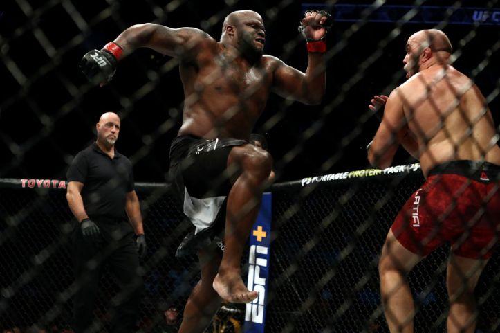 UFC Vegas 6 preview, 'Lewis vs Oleinik' predictions - MMAmania.com