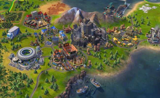Civilization 6 On Iphone Review A Near Perfect Port Polygon