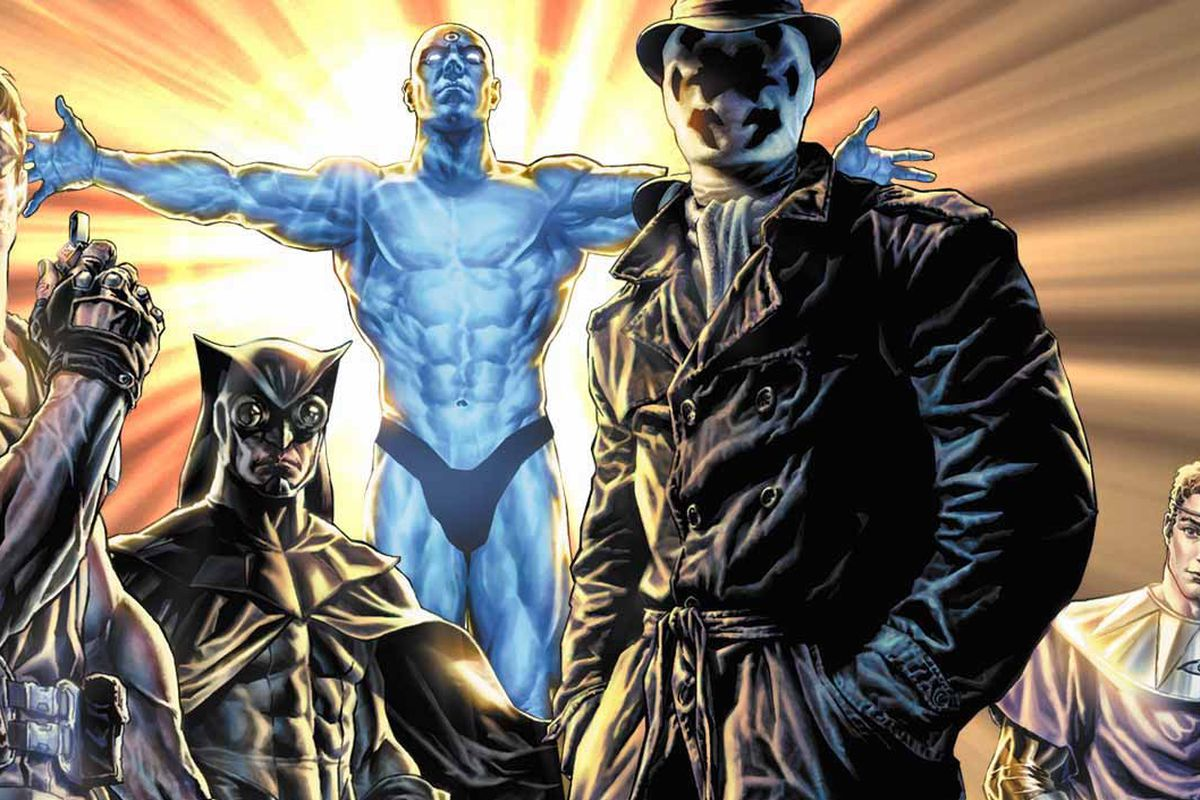 HBOs Watchmen TV series cast revealed as Damon Lindelof offers updates  Polygon
