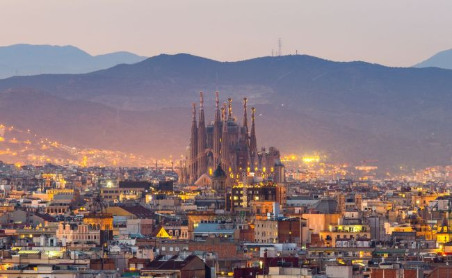 Barcelona Spain Urban Planning A Remarkable History Of