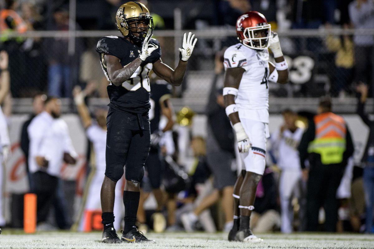 Football NCAA: Cincinnati au centre de la Floride