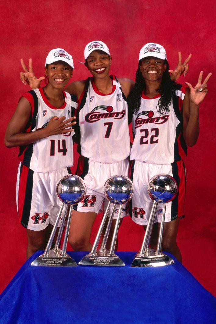 1999 WNBA Finals Game 3: New York Liberty vs. Houston Comets
