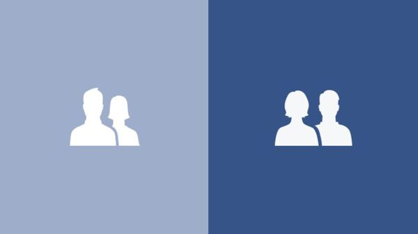 Facebook' Friends Icon Takes Chip Woman
