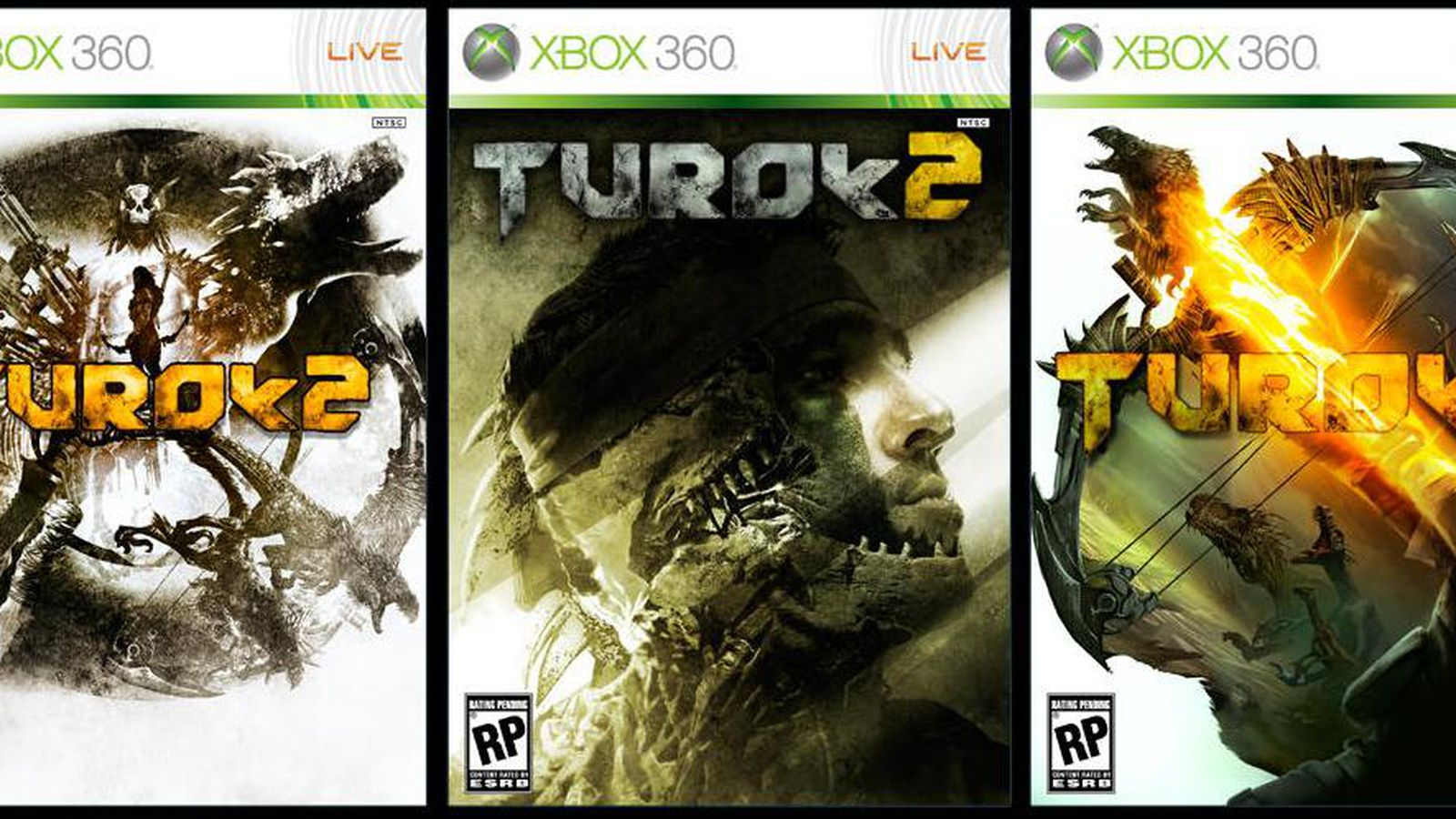 Here Is What The Cancelled Turok 2 Would Have Looked Like On Xbox 360 Polygon