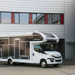 Rv Solar Reznor Wiring Diagram All Electric Motorhome Is Completely Covered In