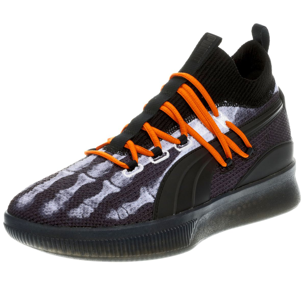 Puma S Second Colorway Is The Halloween Themed Clyde Court