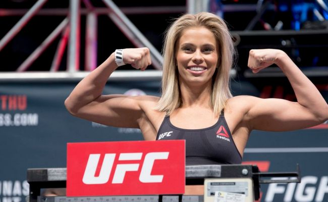 Ufc Brooklyn Results Paige Vanzant Submits Rachael