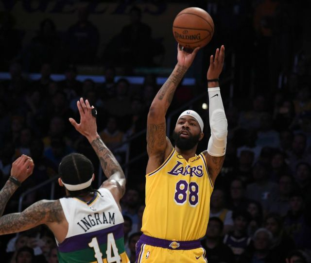 Markieff Morris Details Fit With Lebron James Anthony Davis And