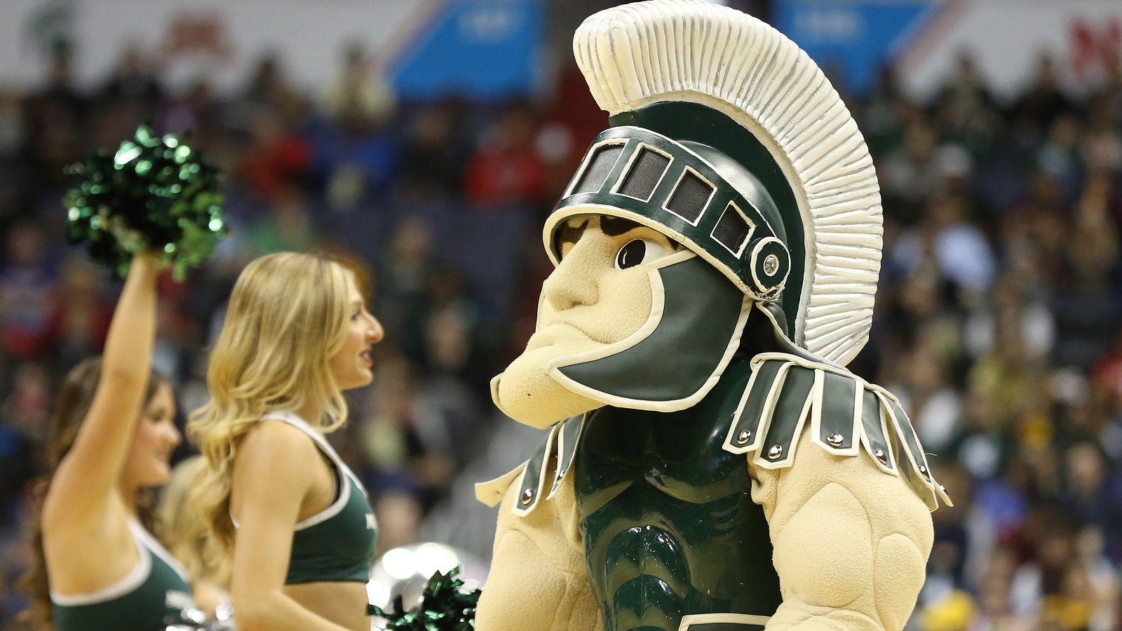 NCAA Tournament 2017 No 9 Michigan State will play No 8