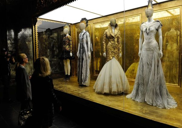 Met Heavenly Bodies Fashion Exhibit