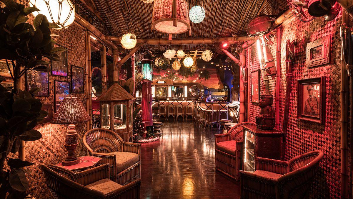 Inside LAs Incredible New Tiki Palace  Eater LA
